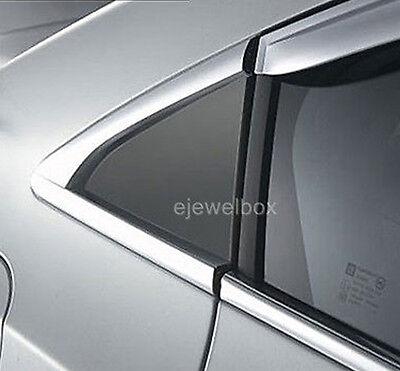 Chrome Trunk Garnish Cover Molding B742 for Chevrolet Cruze 4Door 2011+