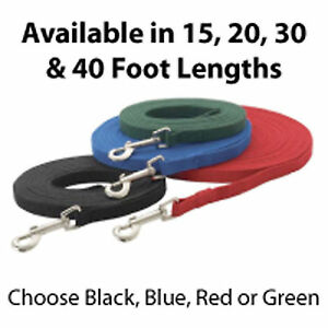 Guardian-Gear-Obedience-Long-Line-Leash-Training-Lead-15-20-30-50-foot