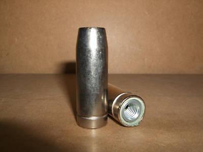 100% Waar Genuine Clarke Hobby Mig Conical Gas Shroud Nozzle Screw On 45mm Long X 2 Goedkoopste Prijs Van Onze Site