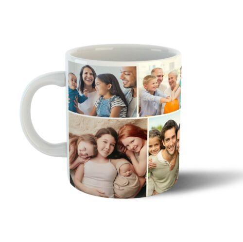 Personalised Mug Custom Photo Text Company Business Logo Promotional Bulk Mugs