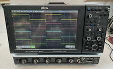 Lecroy Waverunner 610zi 1ghz Quad 20gss 128mpts Digital Oscilloscope