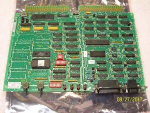 IC600CB536M GE FANUC CCM TYPE 2 CONTROL MODULE BOARD