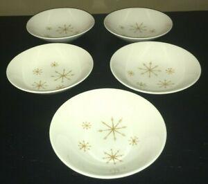 5-Royal-China-Ironstone-STAR-GLOW-5-1-2-034-Fruit-Dessert-Bowls
