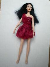 Stardoll Muñeca Barbie caído Ángel escarlata 2011 Mattel TLC
