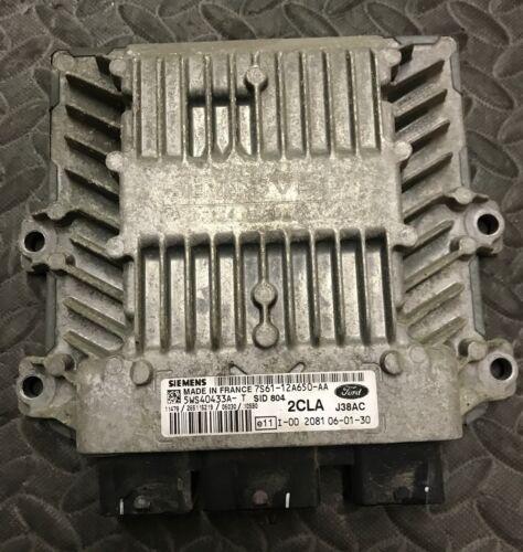 Calculateur moteur FORD SID 804 5WS40433A-T 2CLA 7S61-12A650-AA