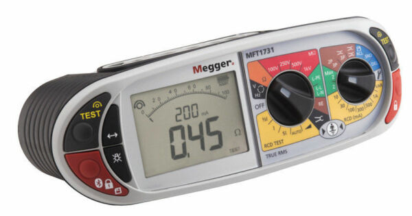 Megger Mft1731 Multifunction Tester Ebay