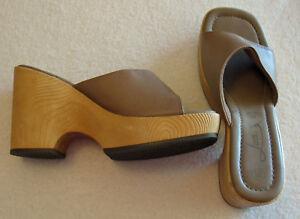 fioni-Platform-Sandals-Size-81-2-New