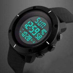 Fashion-Men-039-s-LED-Date-Waterproof-Digital-Quartz-Military-Army-Sport-Wrist-Watch