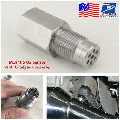 M18 1 5 180 O2 Sensor Spacer Car Engine Light CEL Check