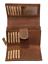 Indexbild 5 - Damen Geldbörse Pferd Naturleder Büffelleder Geldbeutel Kartenschutz RFID / NFC