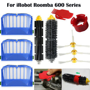Replacement Accessories Kit for iRobot Roomba 600 Series 690 680 660 655 651 650