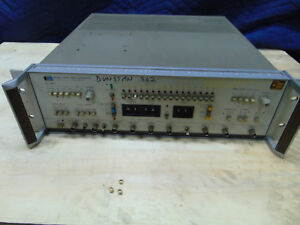 Details about Hewlett Packard 8018A Serial Data Generator
