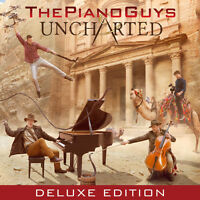 The Piano Guys - Uncharted [new Cd] With Dvd, Deluxe Edition on Sale