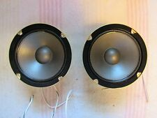 "JBL BRAND. MODEL ND310-II. 1 pr 4"" MIDRANGE/SPEAKERS. WORK-USED. NORTHRIDGE. USA"