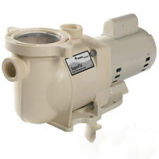 Pentair .75HP 340037 SuperFlo Standard Efficiency SS Pool Pump, 115V/230V