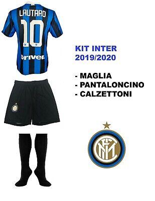 Maglia Lautaro Inter 2020 Prodotto Ufficiale Divisa Ufficiale 2019 Martinez 10