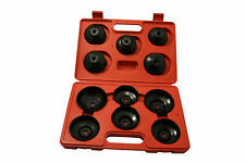 15PCS CUP TYPE OIL FILTER WRENCH SET GM FORD TOYOTA MAZDA BMW MITSUBISHI ETC