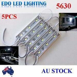5630-12V-LED-waterproof-Strip-Module-Light-Coolwhite-Garden-Camping-Boat-Caravan