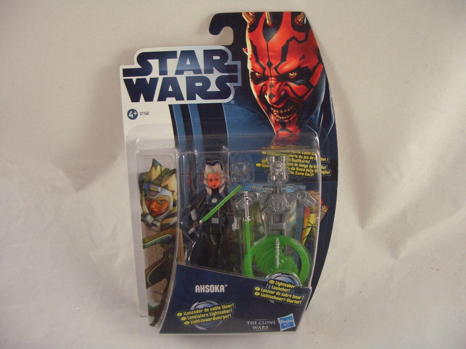 Star Wars Clone Wars Ahsoka CW15 Action Figure