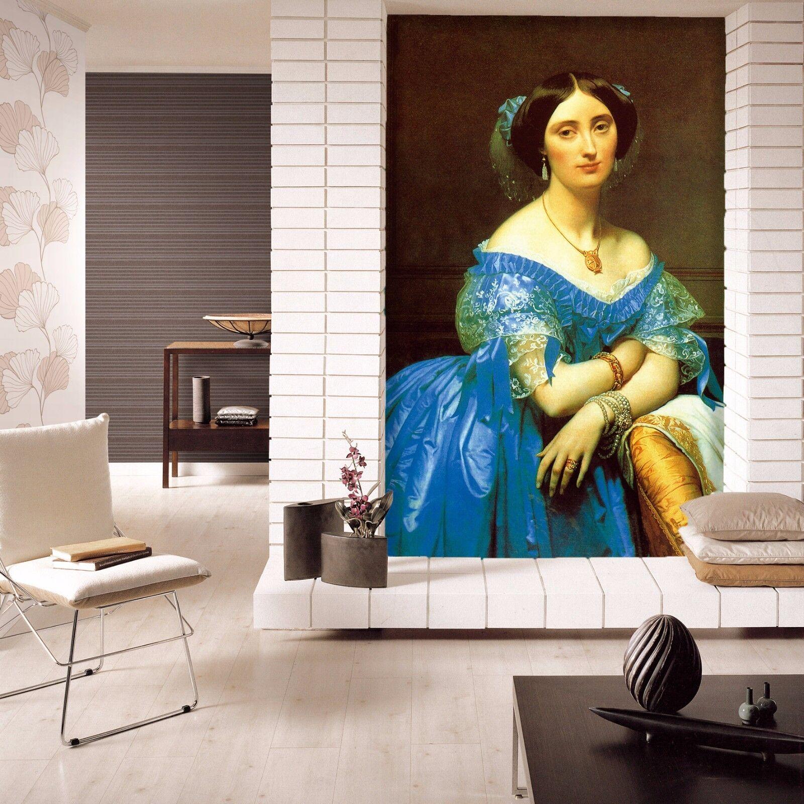 3D Aristokratie Ölgemälde 74 Tapete Wandgemälde Tapete Tapeten Bild Familie DE   Großhandel    Charmantes Design    Modernes Design