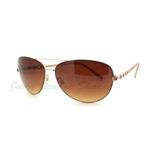 Round Oval Aviator Sunglasses Women/'s Designer Fashion Eyewear