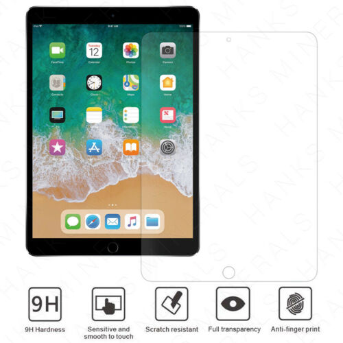 """2-Pack Tempered Glass Screen Protector For iPad Pro 12.9/"""" 2015 2017 1st 2nd Gen"""