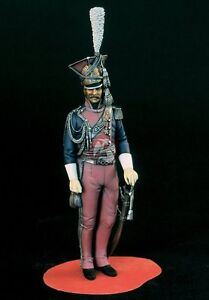 Verlinden-120mm-1-16-Polish-1st-Light-Cavalry-Lancer-Officer-Napoleonic-1104