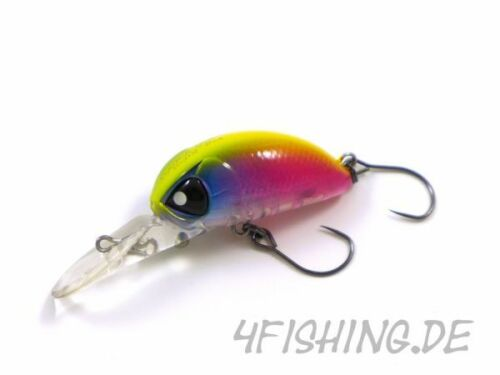 AREA TROUT GAME Farbecode 804 Lucky John HAIRA TINY 33 ATG PLUS FOOT