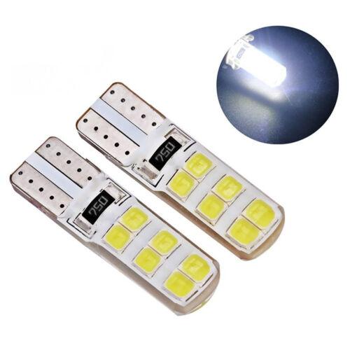 10x//set T10 2835 LED Canbus Super Bright Car Width Lights Lamp Bulbs White