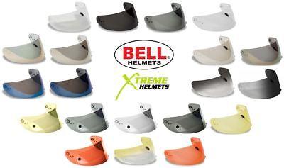 Bell Star//RS-1//Vortex//Revolver Shield Light Blue Iridium