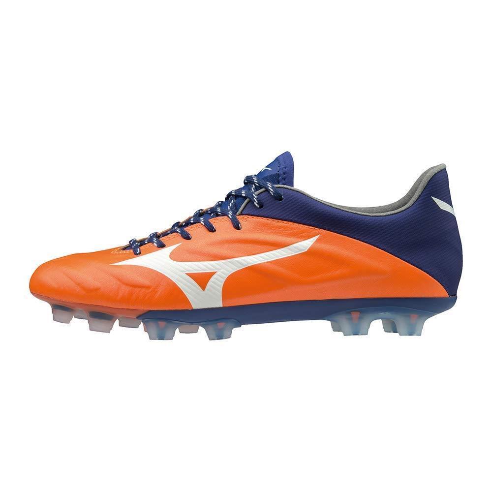MIZUNO Football Soccer scarpe REBULA 2 V1 JAPAN P1GA1970 arancia US8.526.5cm