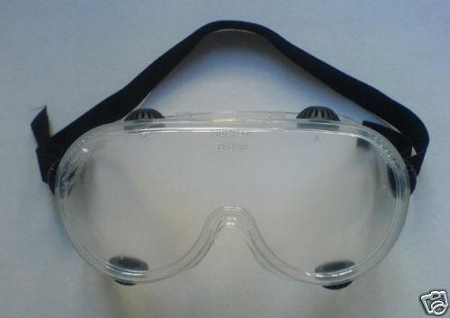 Lunettes de sécurité lunettes de protection vollsicht lunettes incolore beschlagfrei