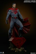 1/4 Scale Premium Format Superman Red Son By Sideshow Collectibles