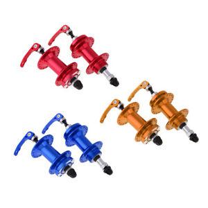 Quick-Release-Skewer-Front-Rear-Hub-Set-for-Road-Bike-Mountain-Bike-MTB-BMX