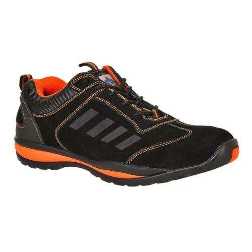 Portwest Steelite Lusum Safety Trainer S1P Hro Fw34