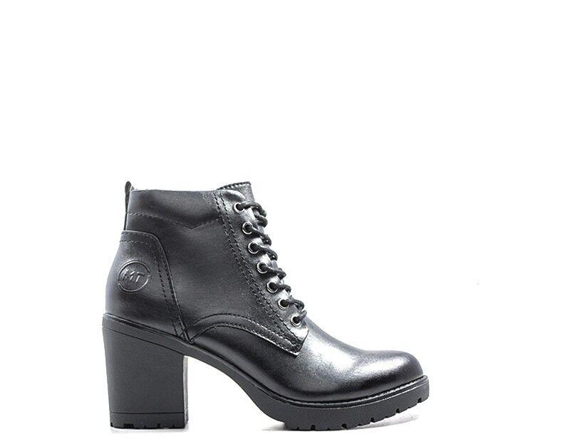 Schuhe MARCO TOZZI Damenschuhe NERO  25204-002