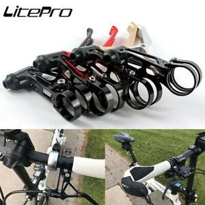 Litepro V Brake to Caliper Adapter Folding Road Bike V Brake to Caliper Tens g1t