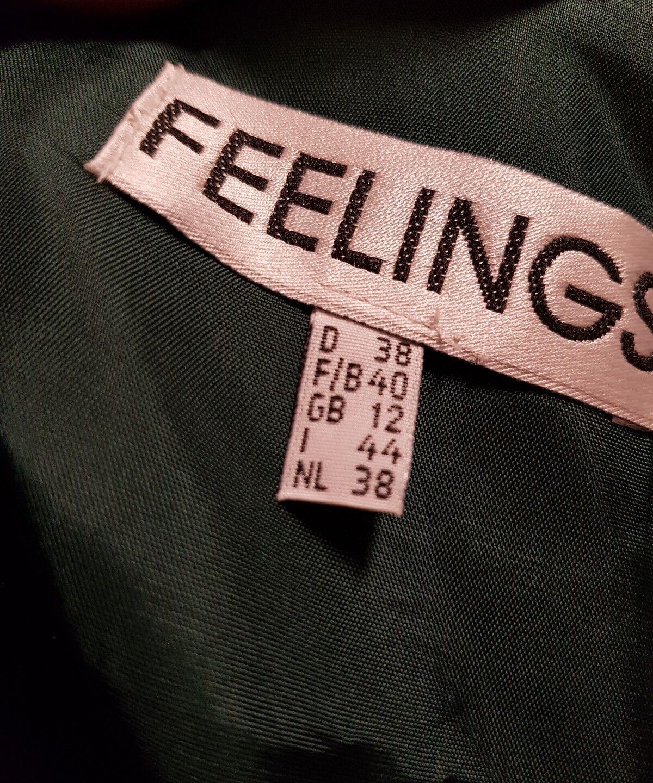 Dirndl Gr 38 Feelings Leinen Leinen Leinen  | Abgabepreis  | Schön  | Creative  6e3075