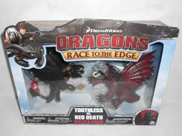 Spin master dreamworks dragons toothless vs red death how to train spin master dreamworks dragons toothless vs red death how to train your dragon ccuart Images