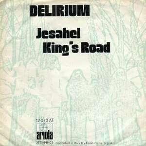 Delirium-Jesahel-King-039-s-Road-7-034-Single-Vinyl-Schallplatte-24697