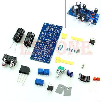 New Audio Power Amplifier DIY Kit Components OCL 18W x 2 BTL 36W TDA2030A