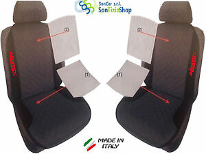 Awe Inspiring Details About Mg Zr Pair Of Backrests Universal Seat Covers Embroidery Atomix Rojo Machost Co Dining Chair Design Ideas Machostcouk