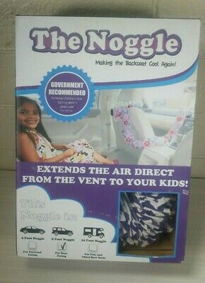 Noggle Extend Your Air Conditioning or Heat to Your Kids 8ft Kaleidoscope