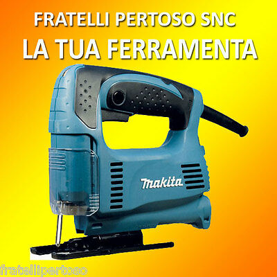MAKITA SEGHETTO ALTERNATIVO W 450 MM 65 PROFESSIONALE