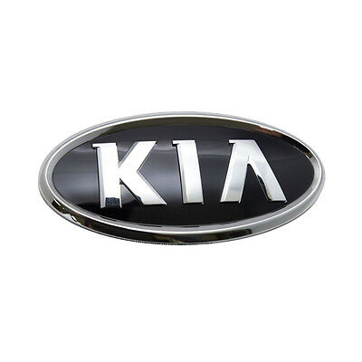 White Red 2Way LED Rear Trunk K Logo Emblem Badge 1EA For 2013 Kia Cadenza K7