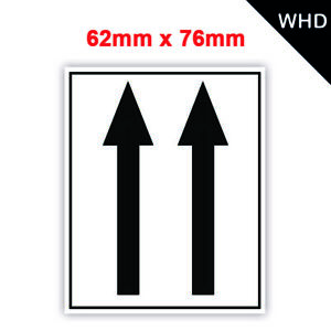 THIS WAY UP Label  Postage Stickers Self adhesive Parcel Labels