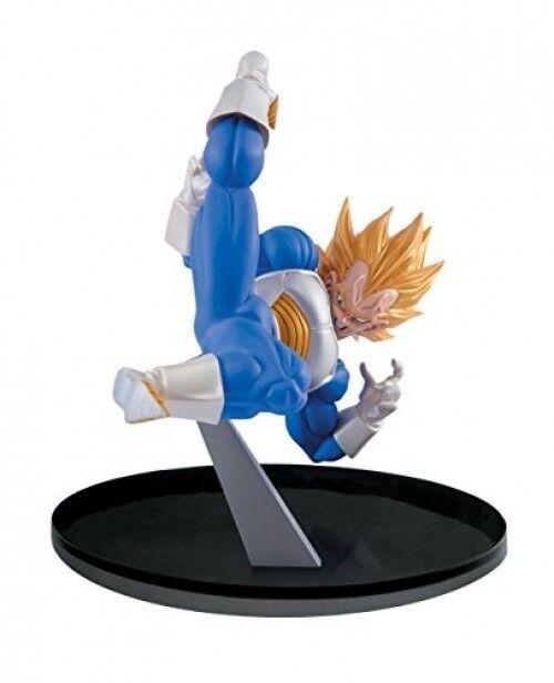 Banpresto Dragon Ball Z 5.1-Inch Vegeta Vegeta Vegeta Figure, SCulture Big Budoukai 5 Volume bb9052
