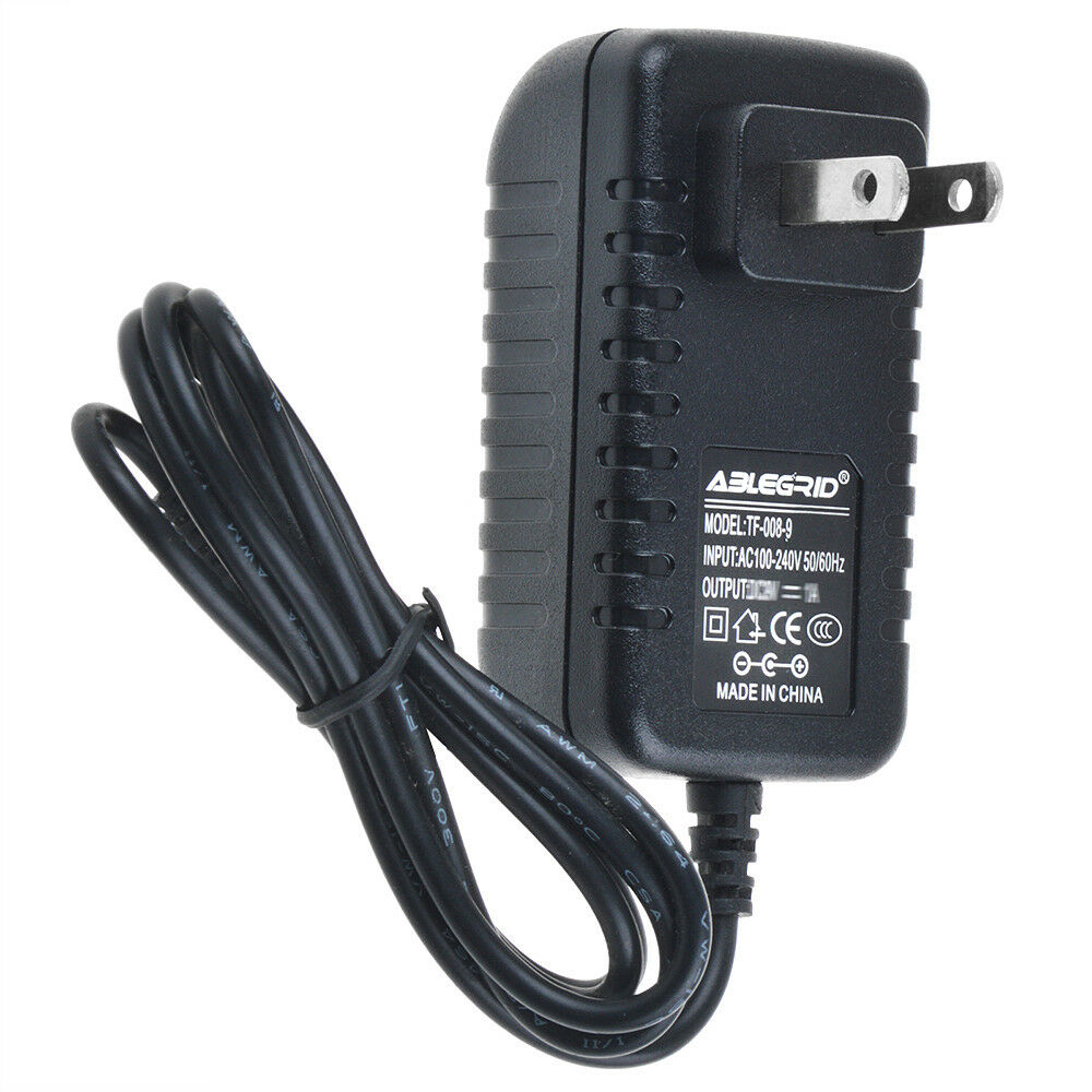 AC/DC Adapter Charger for Korg PB-03 Pitchblack Poly Power Supply DC 9V 1A Mains