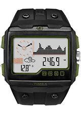 Orologio Timex T49664 WS4 digitale nero bussola termometro altimetro crono