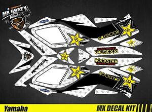 Kit-Deco-Quad-pour-Atv-Decal-Kit-for-Yamaha-Raptor-Rockstar-White-2